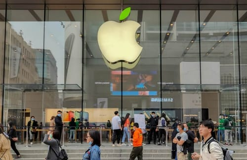 IPhone sales have risen dramatically despite the ongoing epidemic