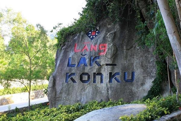 làng Lak-Kon-Ku