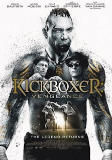 Sinopsis Film Kickboxer: Vengeance (2016)