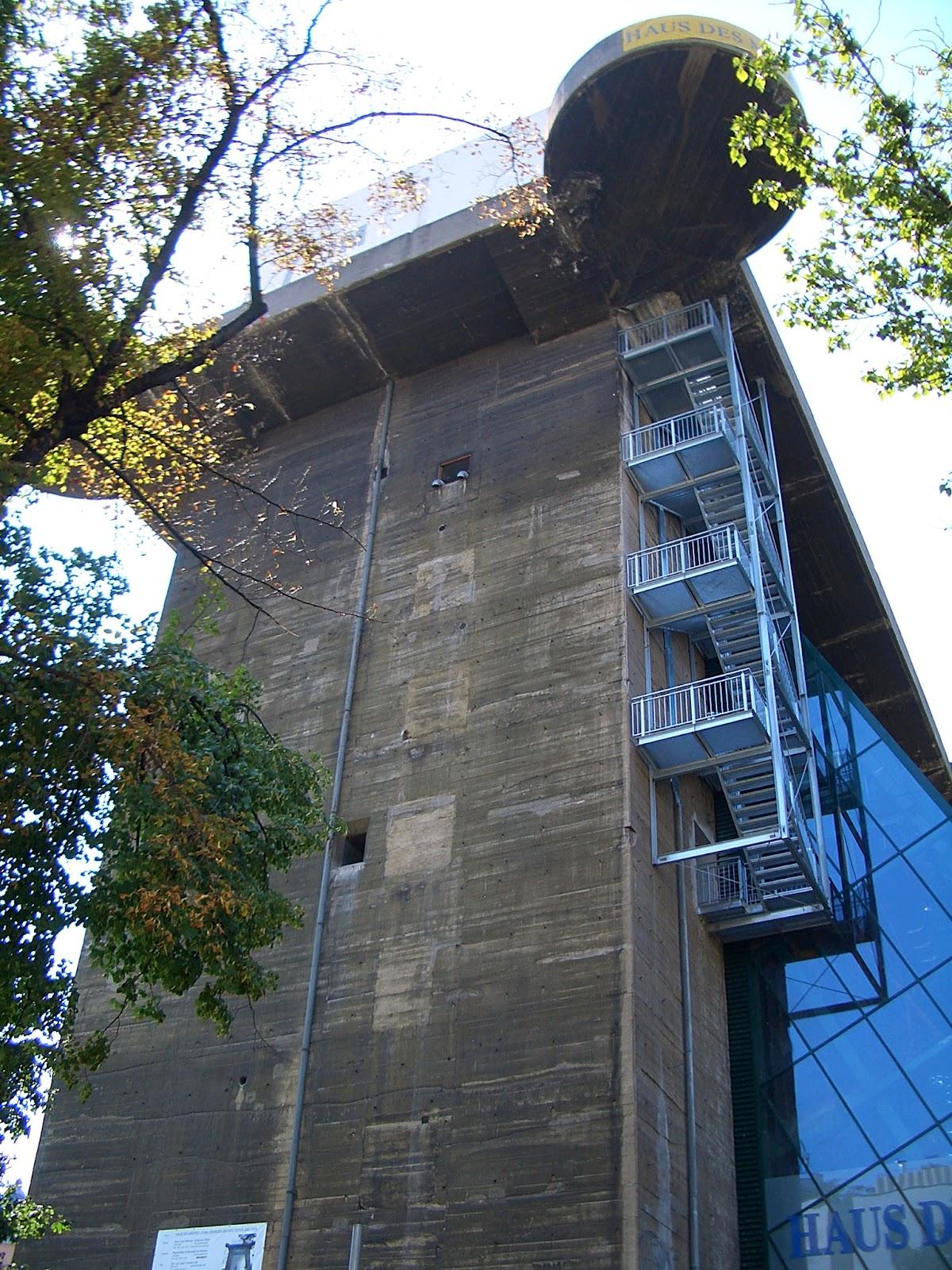 Flak Towers – Legacy of the Luftwaffe ~ Kuriositas People Falling Over
