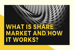 What is Share Market and How it works?