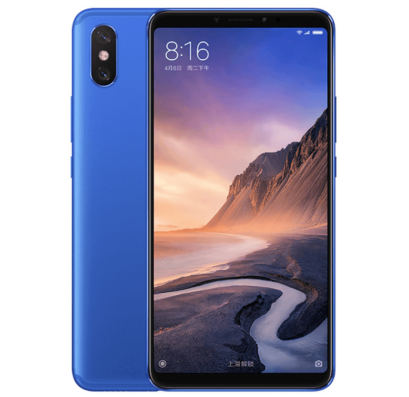 Xiaomi Mi Max 3 with massive 6.9-inch 18:9 screen now official