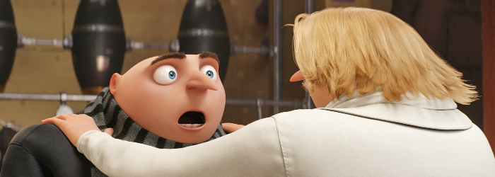 "Review of the the movie ""Despicable Me 3."""