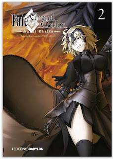 Fate/Grand Order ~turas réalta~  vol 2