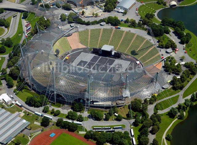 Luftbild München Olympiastadion München, Olympiastadion München Fotos, Olympiastadion München wallpaper, Olympiastadion München Bild