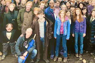 Throwback: Harry Potter cast and crew photo