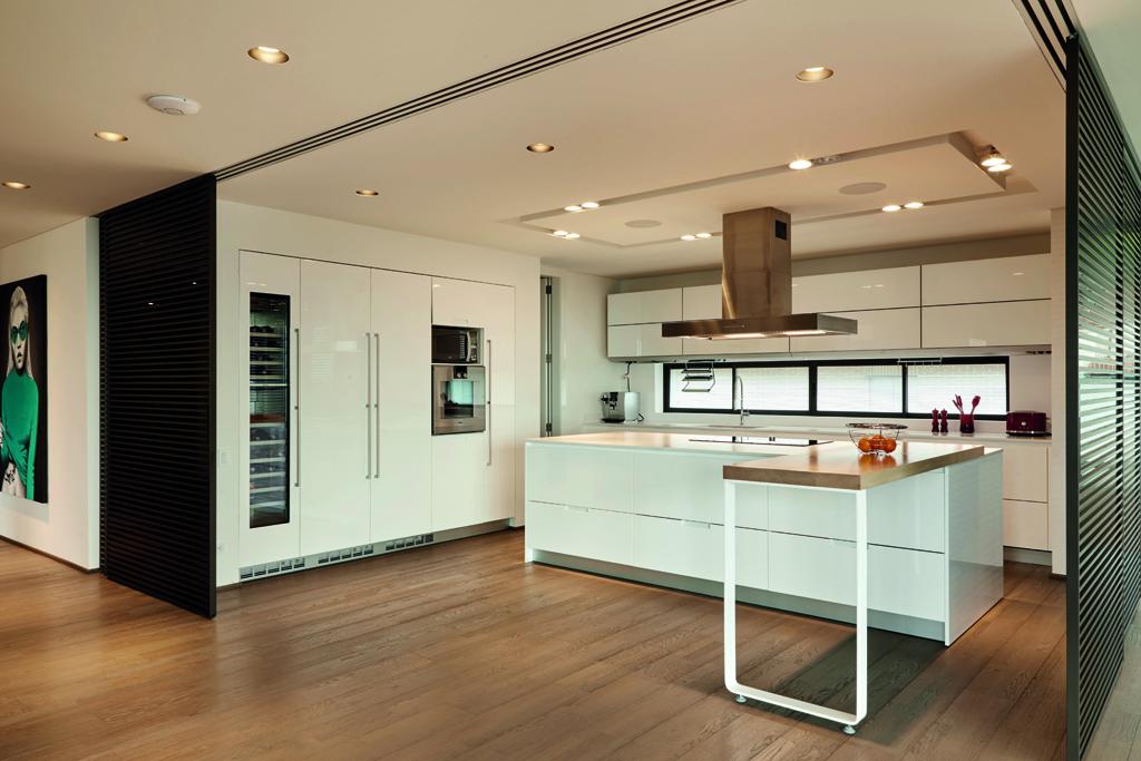 Cocinas con estilo for Como hacer una cocina moderna
