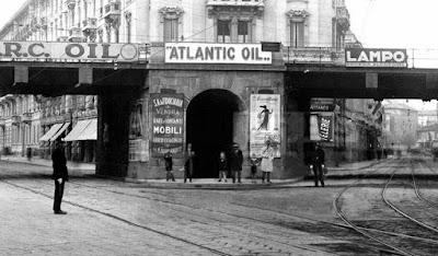 atlantic oil lampo milano corso vercelli ferrovia