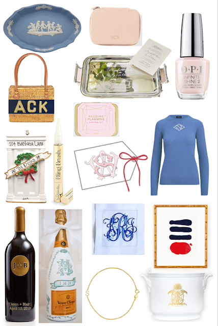 Gift Guide: Engagement and Newlywed Gift Ideas