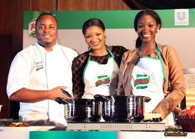 knorrs nigeria omotola daughter