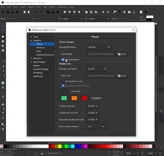 Inkscape 1.0 Resmi Diluncurkan untuk Linux, Windows, dan Mac