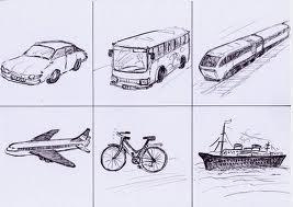 Los Medios De Transporte Los Medios De Transporte Y Sus Avances