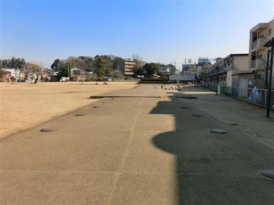中門・回廊跡