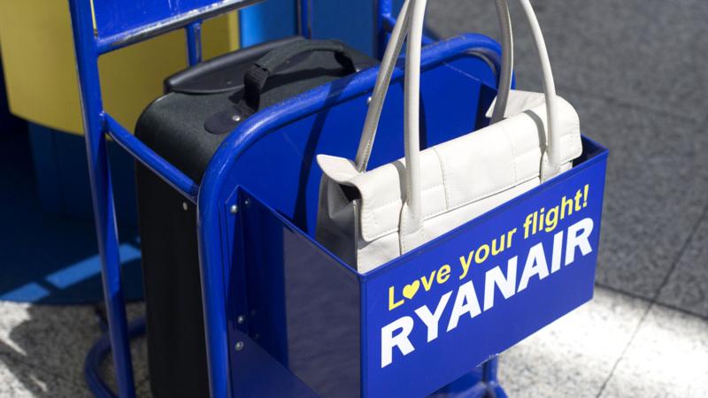 kg handbagage ryanair