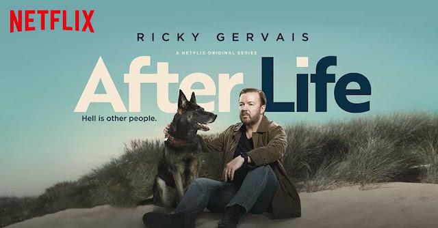 Serial 'After life' – jak żyć, kiedy życie się kończy?