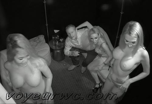 Strip Club VIP Room 04 (Cameras in the Strip Club VIP Room)