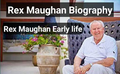 Rex Maughan Biography