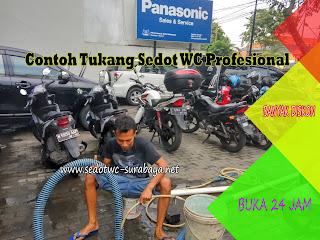 Tukang Jasa Sedot WC Di Surabaya