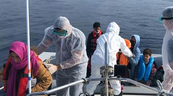 Turkey rescues 60 asylum seekers in the Aegean Sea