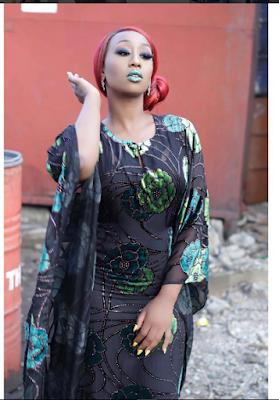 Singer Victoria Kimani Dazzles In Sexy Ankara Mini-Skirt And Black Top [Photos]