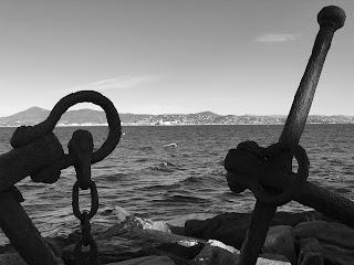 Les ancres de Saint-Tropez