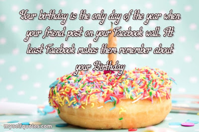 The happiest birthday wishes SMS for friends