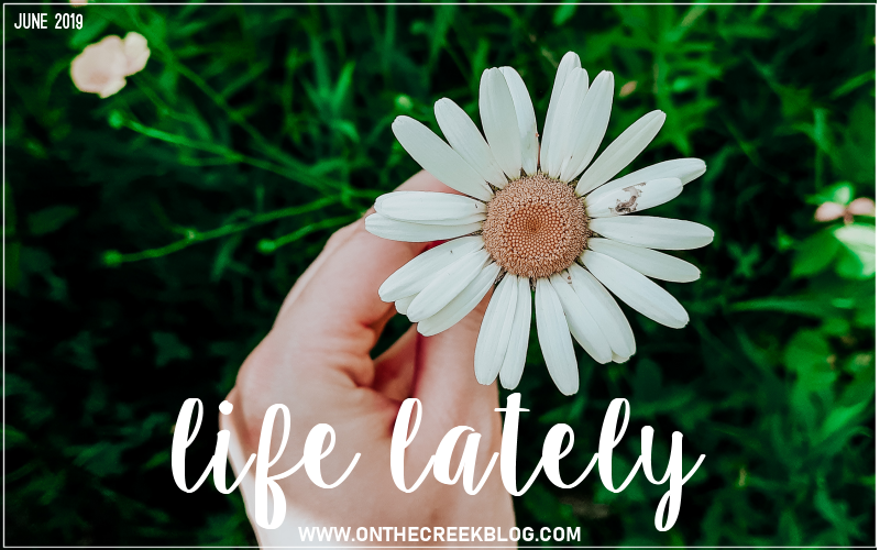 life lately | a peek at my life in June 2019!