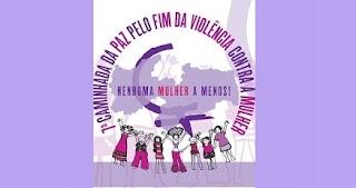 Em Picuí CEOP realizará a 7ª Caminhada da Paz, pelo fim da violência contra a mulher
