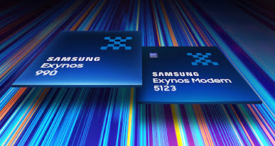 Samsung Exynos 990 and 5G Exynos Modem 5123 announced