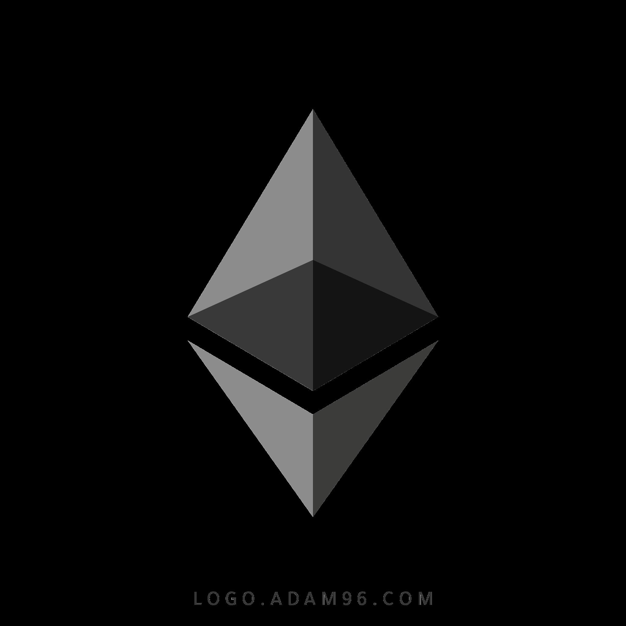 تحميل شعار عملة إيثريوم   Logo Ethereum