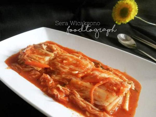 Resep Kimchi rumahan yang otentik dan mudah dibuat