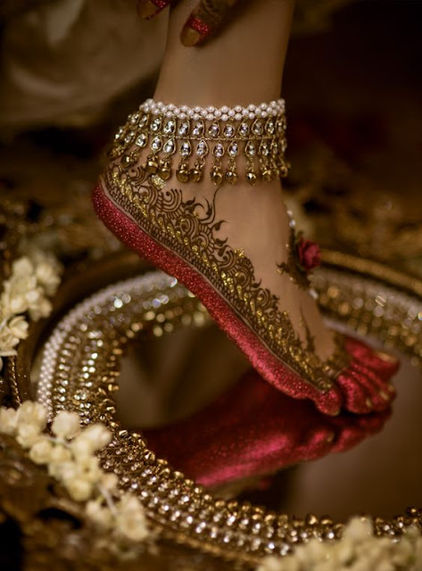 Anklets For Bride