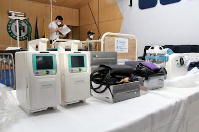 hoyennoticia.com, OPS donó equipos médicos y mobiliario al hospital San José