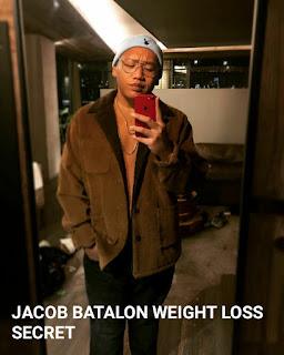 Jacob Batalon weight loss secret