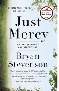 """Adult Book Group Reads """"Just Mercy"""" for May 3 or 5, 2017"""