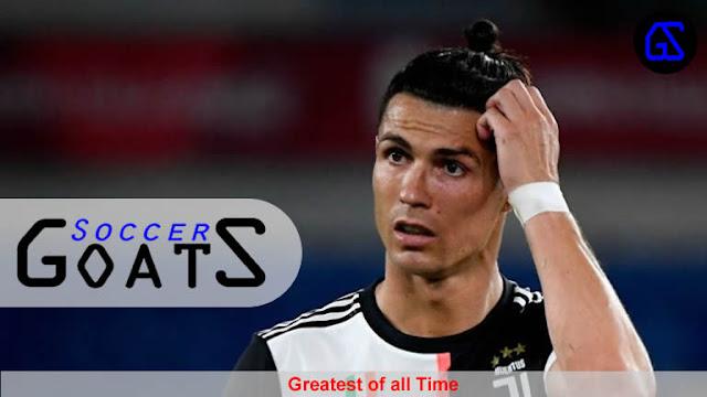 Maurizio Sarri claims Ronaldo is 'lacking creativity' after Juventus lose.