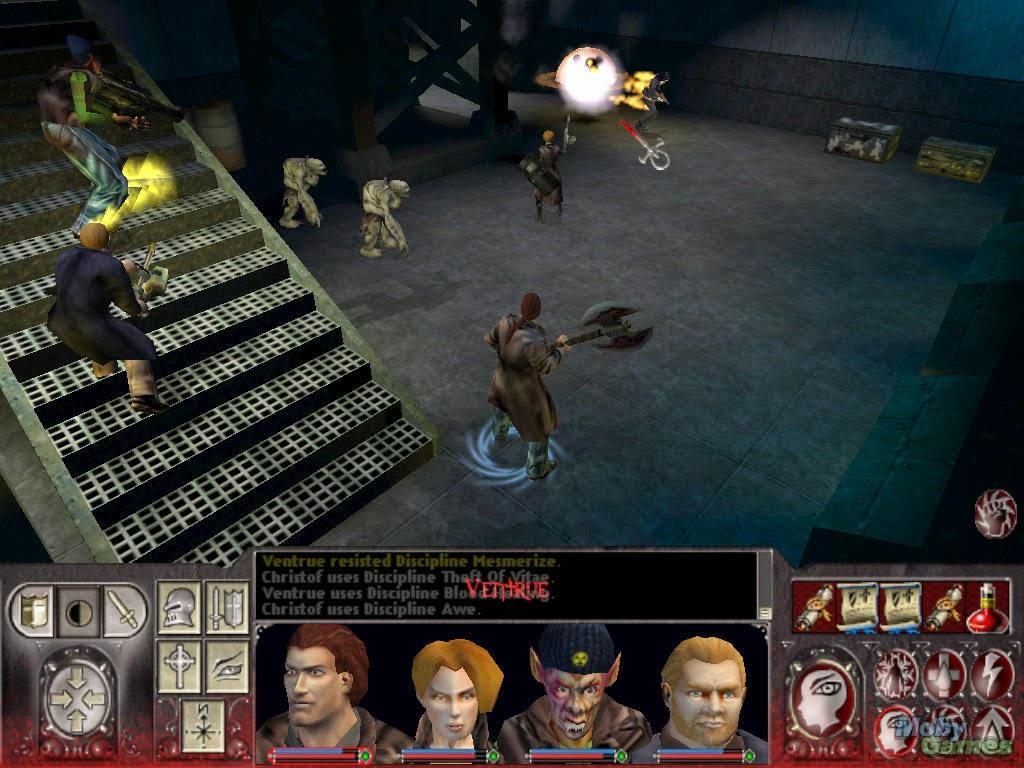 Vampire The Masquerade PC game crack Download