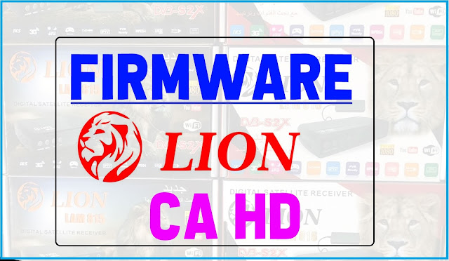 Download Software Lion CA New Update Firmware Receiver
