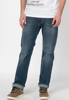 Pepe Jeans - Мъжки Дънки  със свободна кройка