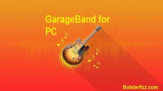 GarageBand for PC Windows
