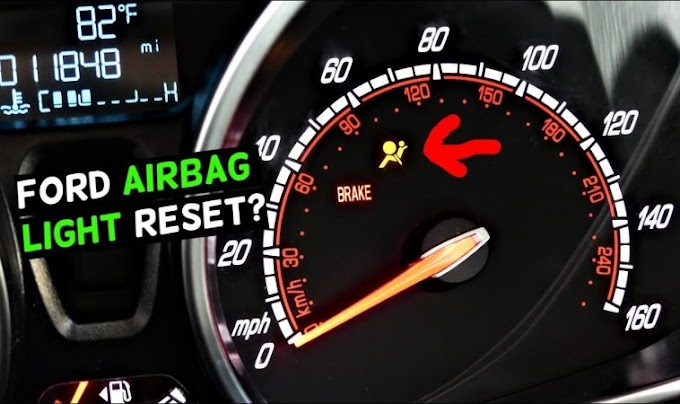 How to Reset a 2006 Ford F-150 Airbag Light