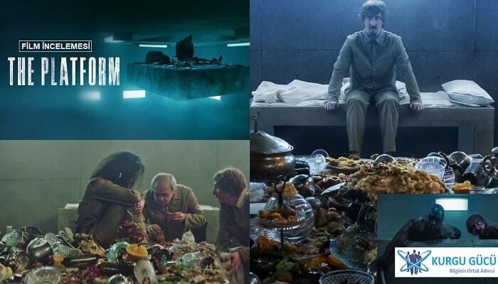 The Platform Filmi - El Hoyo Film İncelemesi - Kurgu Gücü