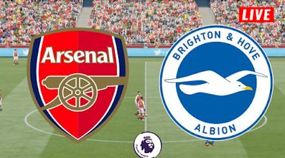 بث مباشر مشاهدة مباراة ارسنال وبرايتون بث مباشر بتاريخ 2020-6-20 في الدوري الانجليزي
