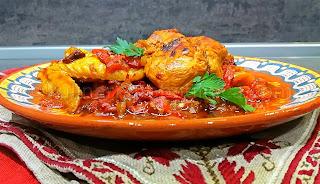Рецепта за пиле лютика