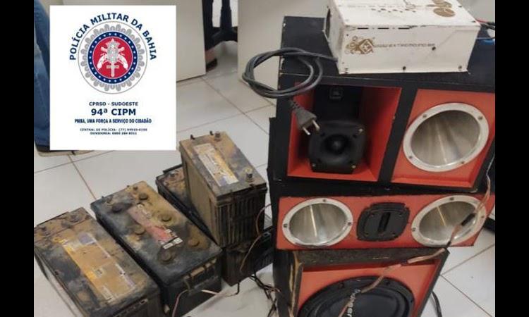 Suspeito de furtar baterias de caminhões é preso em Caetité