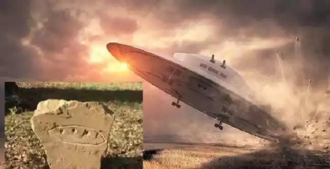 Το 1897 ένα UFO συνετρίβη στο Τέξας και το σώμα ενός εξωγήινου θάφτηκε σε νεκροταφείο