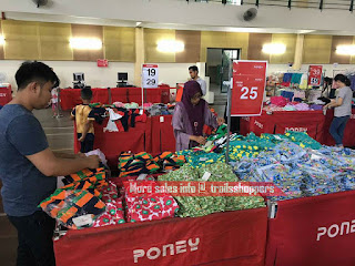 PONEY Clearance Fair in Kota Damansara