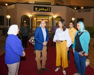 وزيرة الهجرة: الإتفاق مع الفنان محمد صبحي على تقديم حلقات ترسخ الهوية للمصريين بالخارج