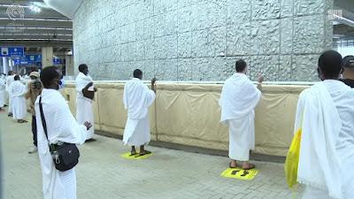 Alhamdulillah,  Semua Jamaah Haji--16 di Antaranya WNI--Tak Ada yang Kena Corona