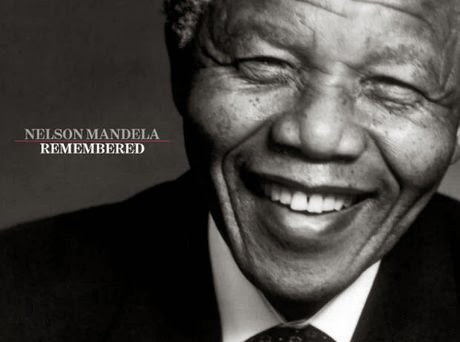 Father of our nation:  Madiba        1918-2013